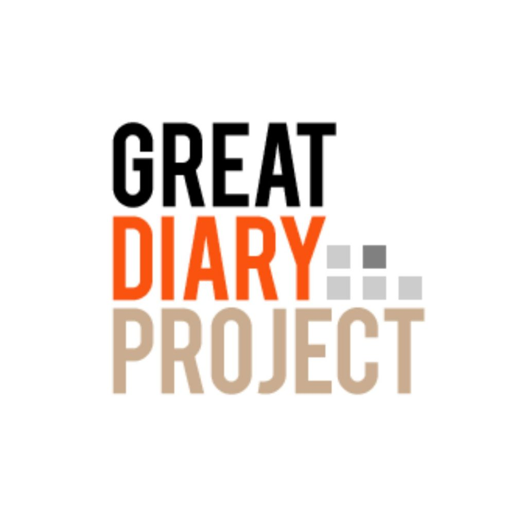 Logo of Great Diary Project